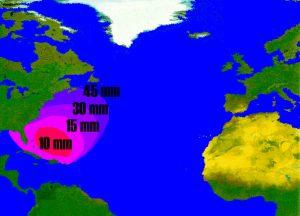 Migración hacia Norteamérica